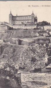 El Alcazar, Toledo (Castilla-La Mancha), Spain, 1900-1910s