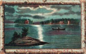 USA Fourth Lake Chain Adirondack Mountains New York 02.67