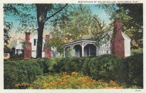 TUSCUMBIA, Alabama, 1900-10s; Birthplace of Helen Keller
