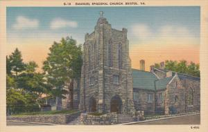 Emanuel Episcopal Church, BRISTOL, Virginia, 20-30´s