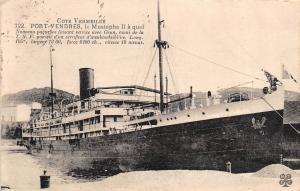 B94245 port vendres cote vermeille france  ship bateaux