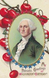 George Washington #2 , 1900-10s ; Clapsaddle