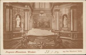 Frogmore Mausoleum Windsor UK
