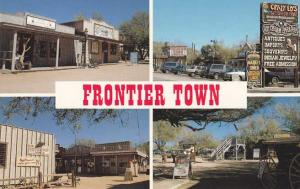 Frontier Town at Cavecreek AZ, Arizona