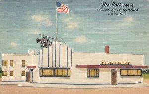 JACKSON , Mississippi , 1947 ; The Ratisserie