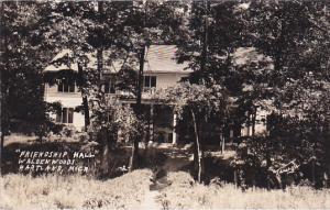 RP: Friendship Hall Waldenwoods, HARTLAND, Michigan, 1930-1950s