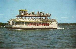 1972 THE EMPRESS launched in May 1961 on LAKE WEST OKOBOJI, IOWA