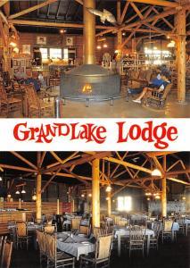 Grandlake Lodge - Rocky Mountain National Park, Colorado