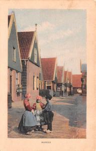 Marken Holland  Marken