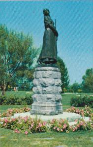 Canada Grand Pre Evangeline Monument