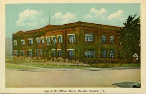 Canada - Ontario, Sarnia. Imperial Oil Office