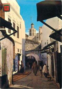Tetuan marruecos calle Sidi Ali Raisuli  Postcard