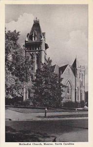 Methodist Church, Monroe, North Carolina, 1910-1920s