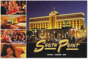 South Point Hotel Casino Spa Las Vegas Nevada 4 by 6