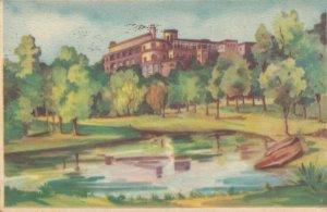 DISTRITO FEDERAL, Mexico, PU-1946; Castillo de Chapultepec