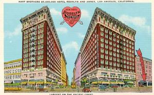 CA - Los Angeles, New Hotel Rosslyn and Annex