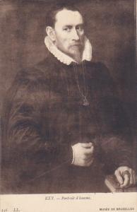 Key Portrait d'homme Musee de Bruxelles