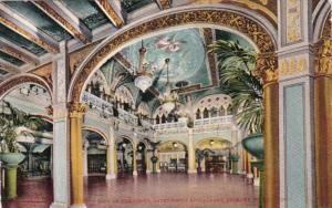 Washington Spokane Hall Of The Doors Davenport's Restaurant
