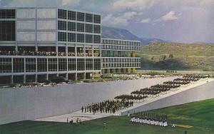 Graduation Parade, US Air Force Academy, Colorado Springs, Colorado, 1940-1960s