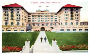 California Long Beach , Virginia Hotel