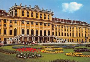 Vienna Schoenbrunn Palace Schloss Chateau