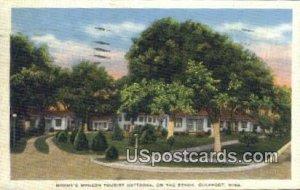 Moody's Modern Tourist Cottages in Gulfport, Mississippi