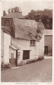 POLPERRO, Cornwall, England, PU-1950; Couch´s House