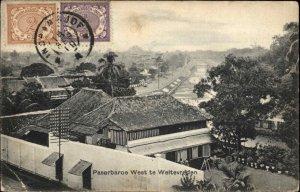 Weltevreden Java? Indonesia c1910 Used Postcard