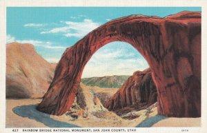 SAN JUAN COUNTY, Utah, 1930-1940s; Rainbow Bridge National Monument