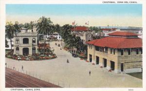 CRISTOBAL ; Zona del Canal , Panama , 1910-20s