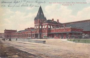 New York Central and Hudson River Train Depot - Rochester NY, New York - DB