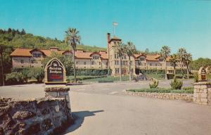 ST. HELENA, California, 1950-60s; The Christian Brothers Wine & Champagne Cellar