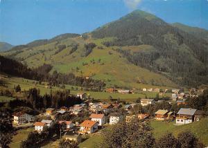 Hoehenluftkurort Hinterglemm bei Saalbach mit Zwoelferkogel