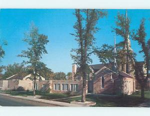Unused Pre-1980 CHURCH SCENE Boise Idaho ID p3703