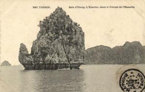 CPA Vietnam Indochine - Tonkin - Baie d'Along (85038)