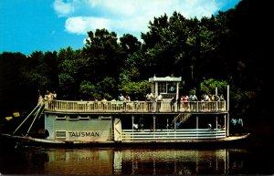Steamboat Talisman Small Cabin Steamer From Cincinnati
