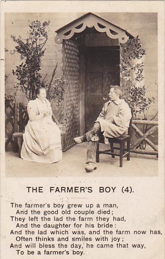 Bamforth The Farmer's Boy No 4