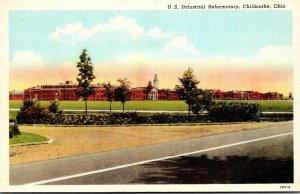 Ohio Chillicothe U S Industrial Reformatory Curteich