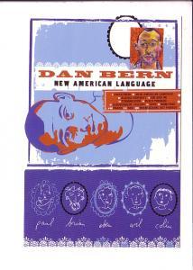 Dan Bern New American Language,   Album 2001 Advertising