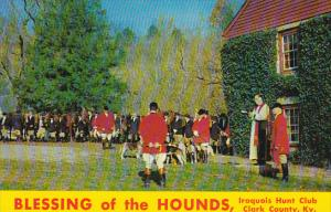 Kentucky Clark County Fox Hunt Blessing Of The Hounds Iroquois Hunt Club St H...