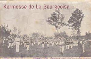 Kermesse de la Bourgeoise , NYON , Switzerland , PU-1902