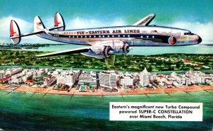 Eastern Air Lines Super-C Constellation