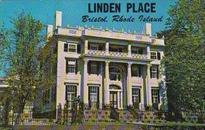 Rhode Island Bristol Linden Place
