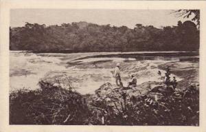 Les Chutes De La Ngunie, Gabon, Africa, 1900-1910s