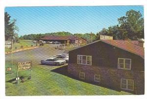 Exterior,Lee's Lodge & Country Restaurant, Charlotte,North Carolina,40-60s
