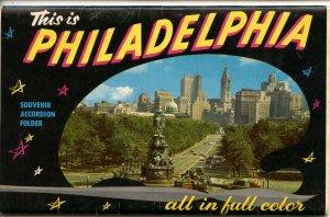 Folder - Pennsylvania. Philadelphia      (12 Views)
