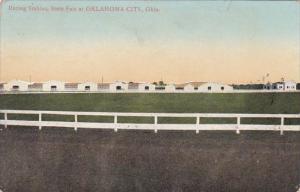 Oklahoma City Racing Stables State Fair At Oklahoma City