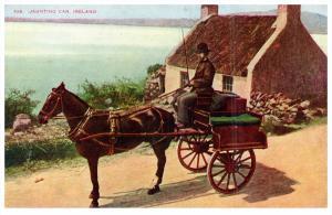 Ireland  Jaunting Car