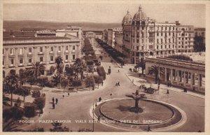 FOGGIA, Puglia, Italy , 10-20s ; Piazza Cavour