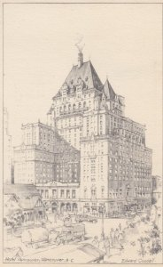 AS: Edward Goodall , Hotel Vancouverf , VANCOUVER , B.C. , Canada , 30-40s